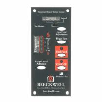 breckwell A-E-101 control board