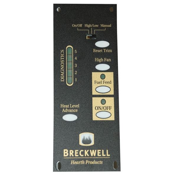 A E 301 a e 301 breckwell control board digital 4 rpm (c e 301) pellet Breckwell P28 at bayanpartner.co