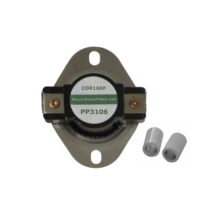 160F Low Limit Sensor Fan Control On/Off Switch
