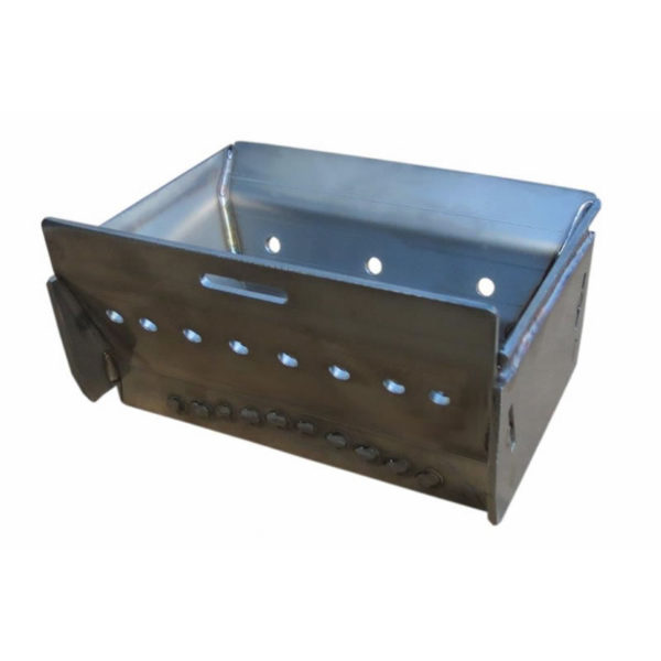 Whitfield 10 Bar Small Ultra Grate 5 1/4″ Length   Pellet Stove ...
