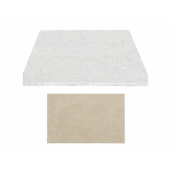 Quadrafire 2700 I Act Baffle Board Amp Ceramic Blanket Kit
