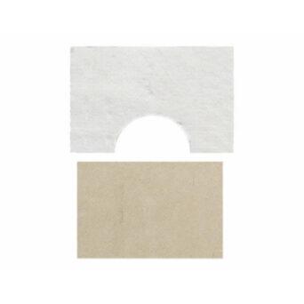 Quadrafire 4100-I ACT & Bodega Bay Baffle Board & Ceramic Blanket Kit, 832-3520