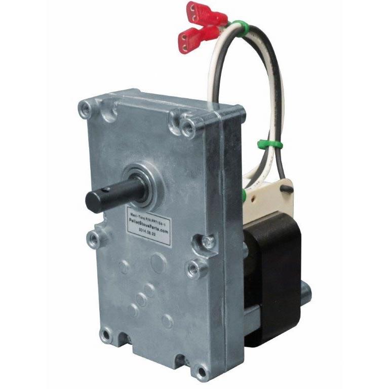 Harman 6 Rpm Auger Feed Motor Clockwise Rotation Pellet
