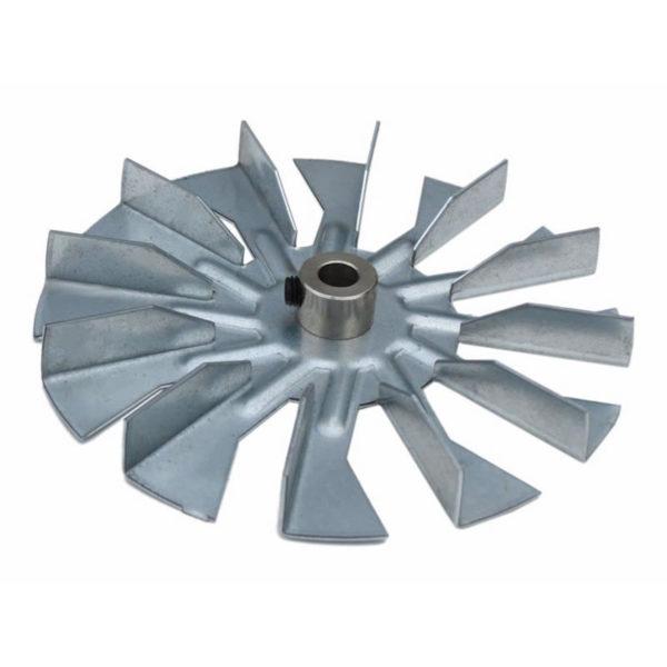 Exhaust Combustion Blower Impeller 4 75 12 Petal Pellet