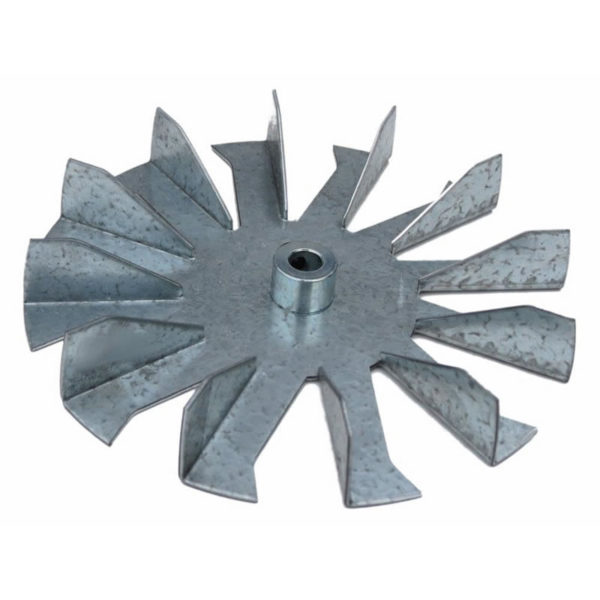 Exhaust Combustion Blower Impeller 5 35 12 Petal