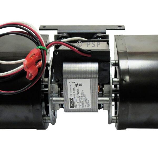 Quadra-Fire Classic Bay 1200 FS Convection Fan Blower 812