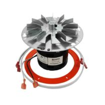 Combustion Exhaust Blower